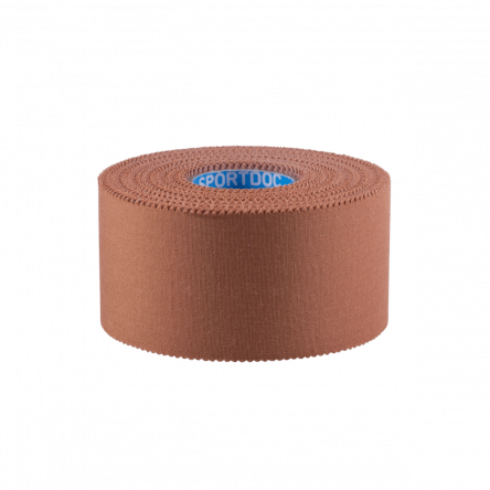 RIGRID BROWN SPORTSTAPE 38 MM