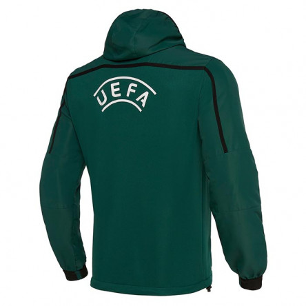 FULL ZIP TRAVEL TOP UEFA