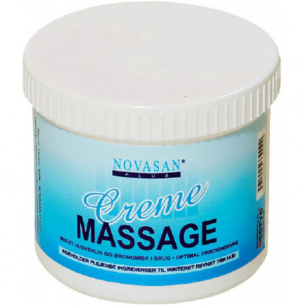 NOVASAN MASSAGECREME 500 ML