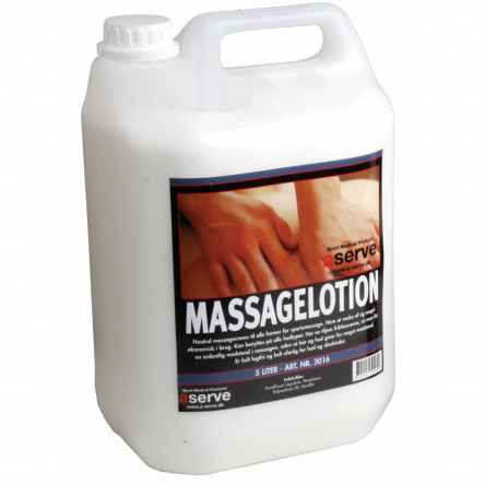MASSAGELOTION 5 LITER