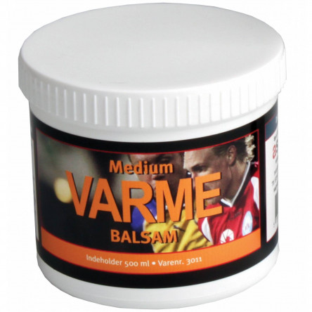 VARMECREME MEDIUM 500 ML.